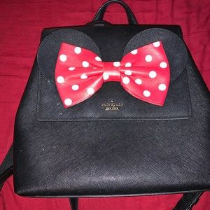 Kate Spade + Disney backpack